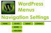 Taking your WordPress Navigation Menu Further