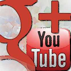 link youtube to google plus