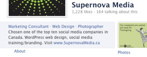 supernova media FB about